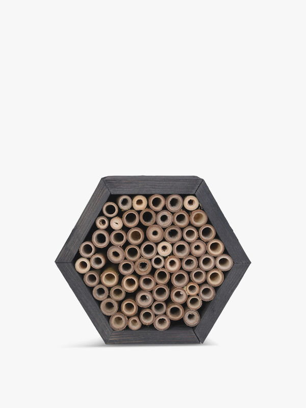Shetland Wild Bee House - Hexangonal