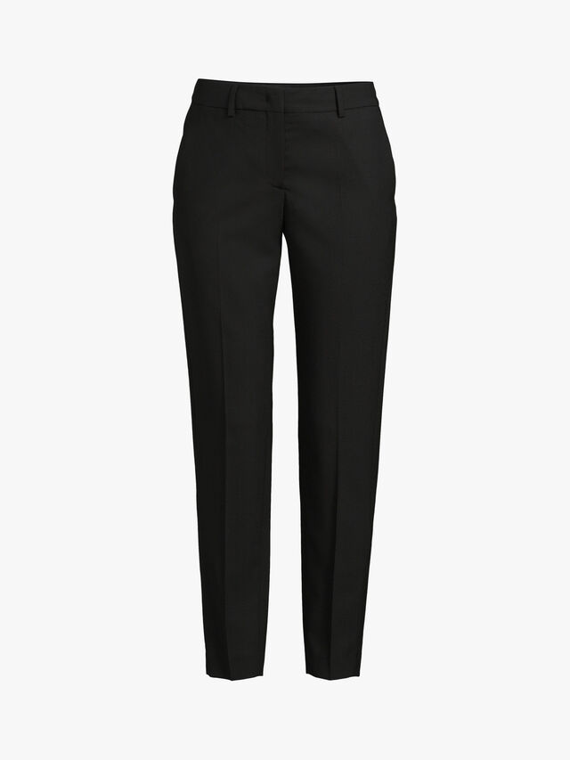 Wool Tailored Trouser