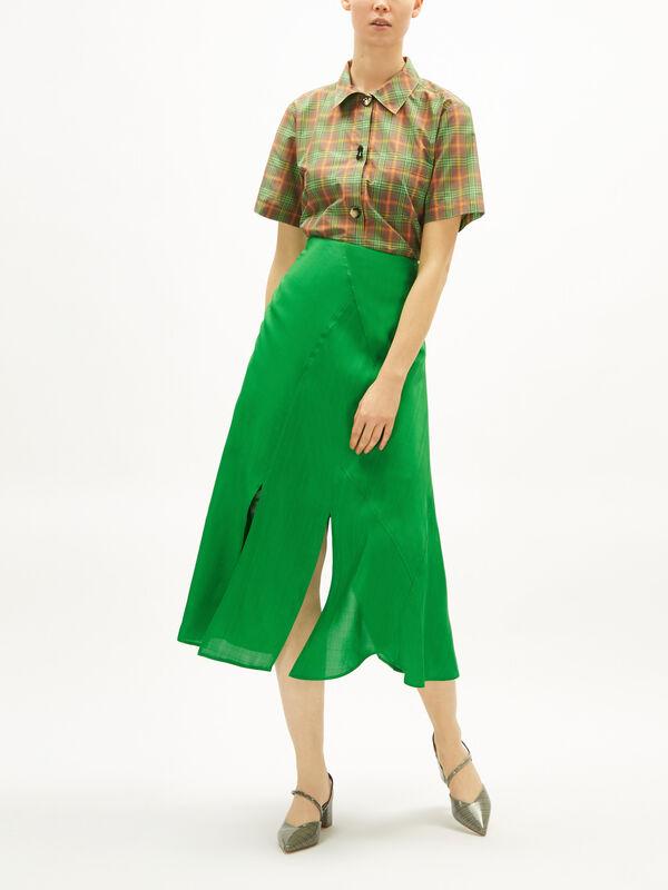 Lynn Midi Skirt