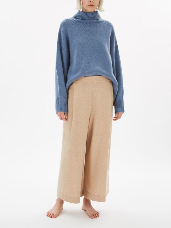 Clarissa Wide Leg Trouser