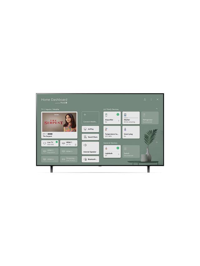55'' OLED HDR 4k Ultra HD Smart TV (2021) OLED55A16LA