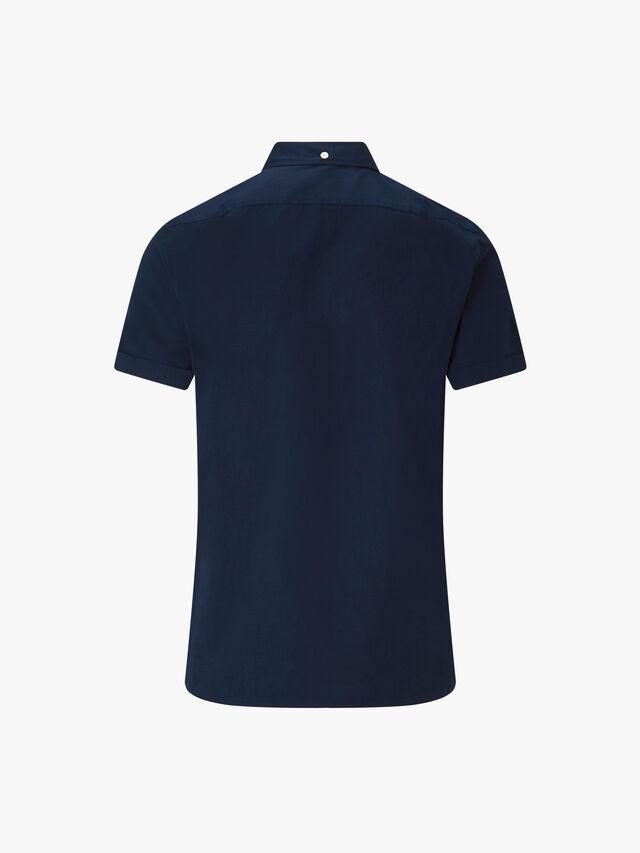 Slim Stretch Poplin Shirt