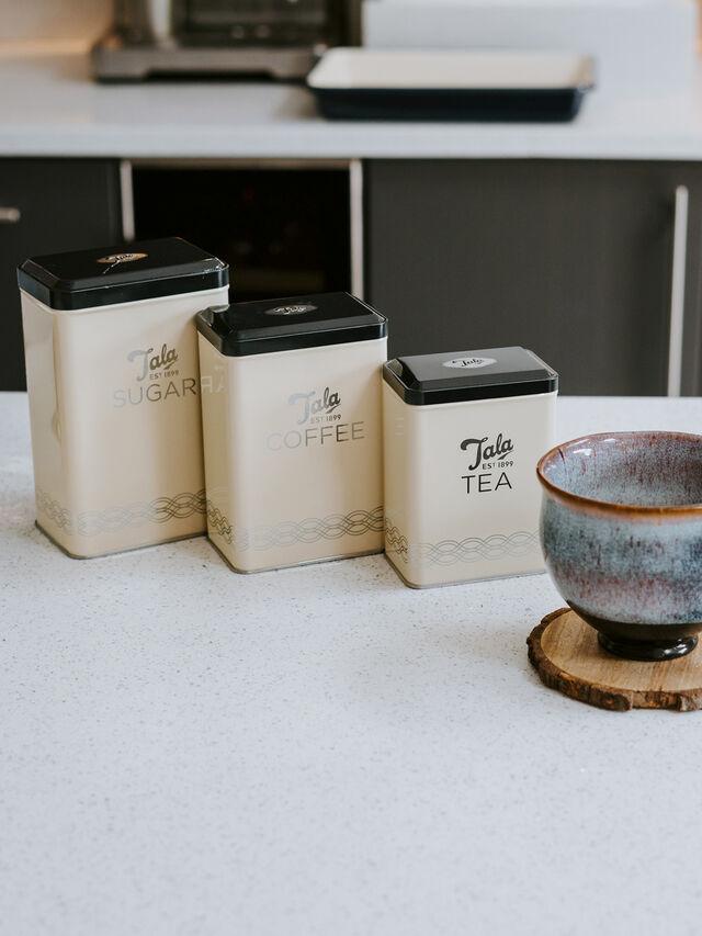 Originals 4 Piece Storage Tin Set
