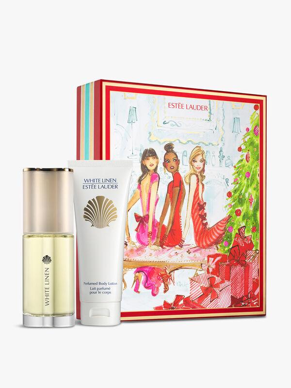 White Linen Indulgent Duo Gift Set