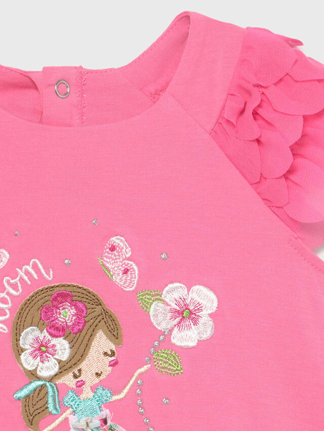Embroidered Girl Dress
