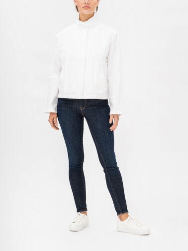 Cotton-Hemp-Blend-Stretch-Stand-Collar-Jacket-S1SUZ-J5499M