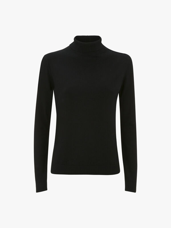 Feluca Turtle Neck Jumper