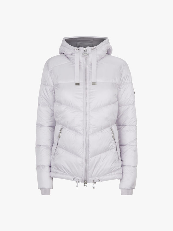Brace Quilted Jacket