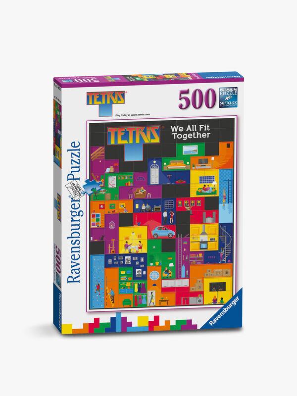 Tetris Puzzle 500pc