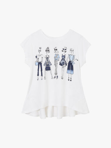 Sketched-Lady-T-Shirt-6005-SS21