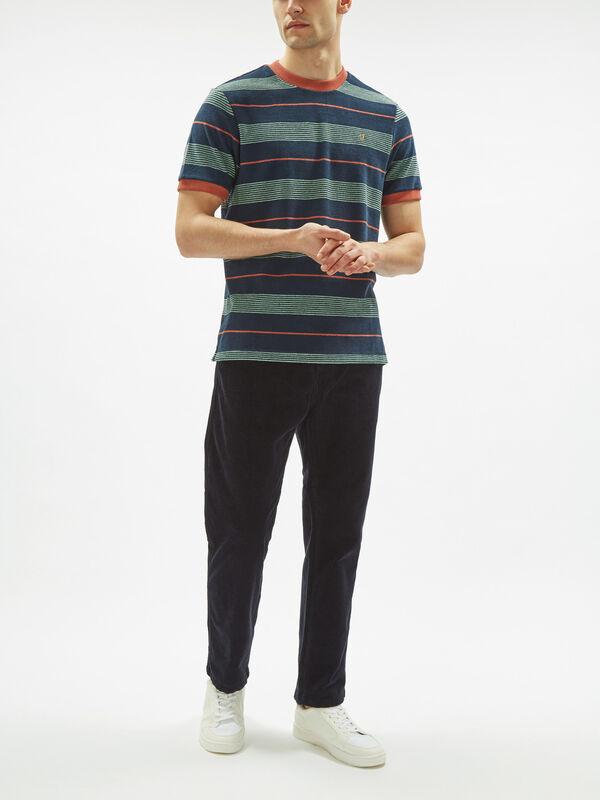 Biggs Towelling T-Shirt