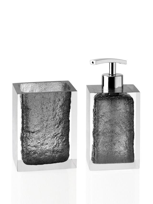 Ice Black Soap Dispenser