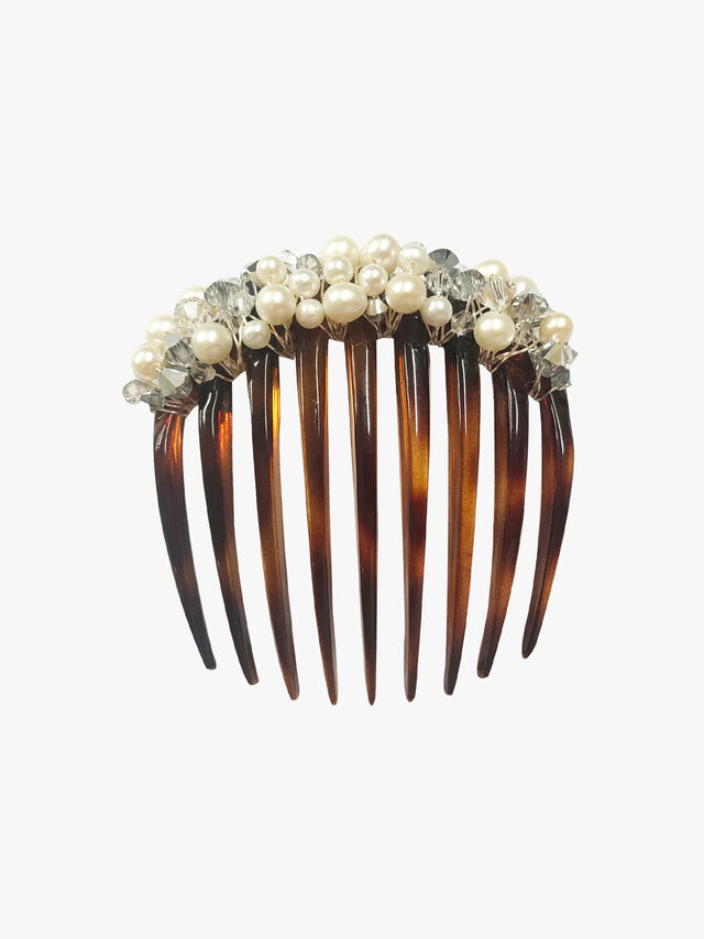 Pearl Society French Comb