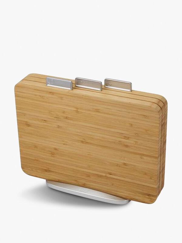 Index Bamboo Chopping Board