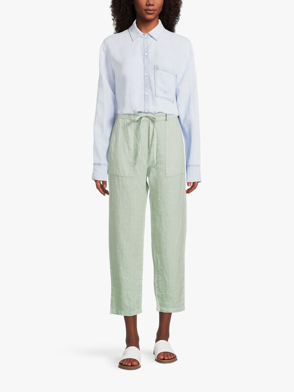 Easy Flap Pocket Trouser