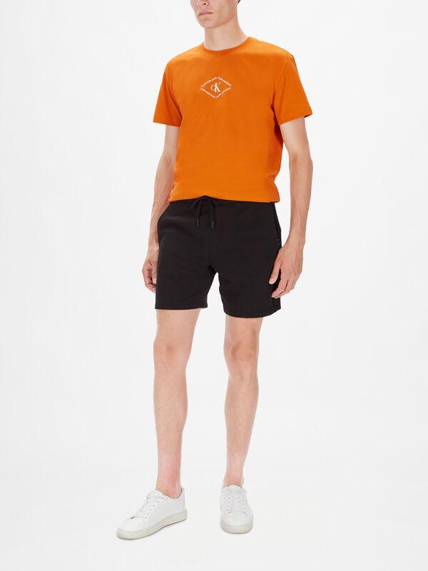 Logo Jacquard Shorts