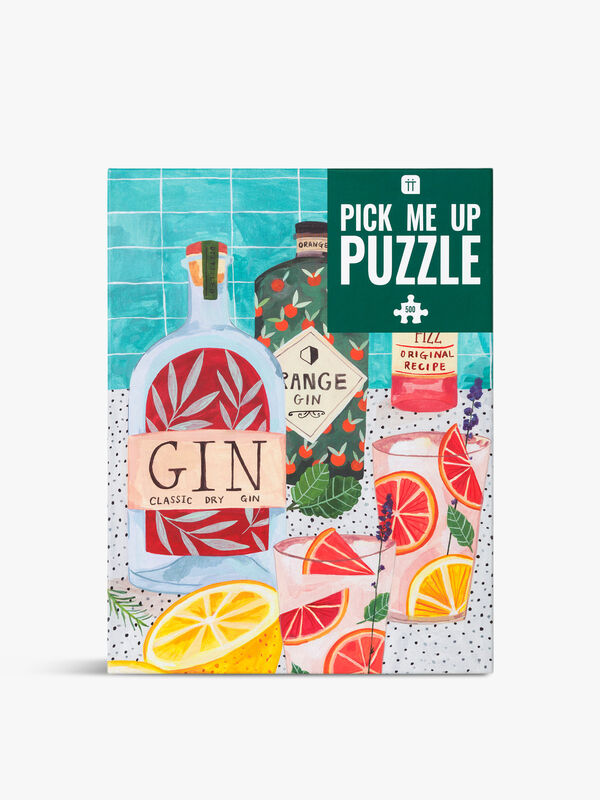 Pick Me Up Puzzle Gin