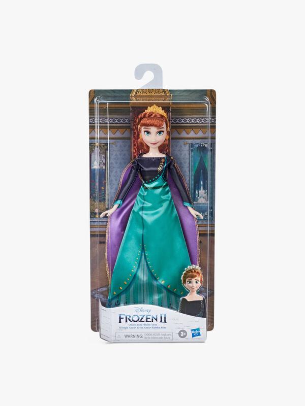 Frozen 2 Queen Anna Fashion Doll