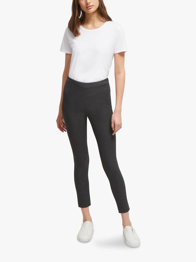 Calimero Mini Dogtooth Skinny Trouser