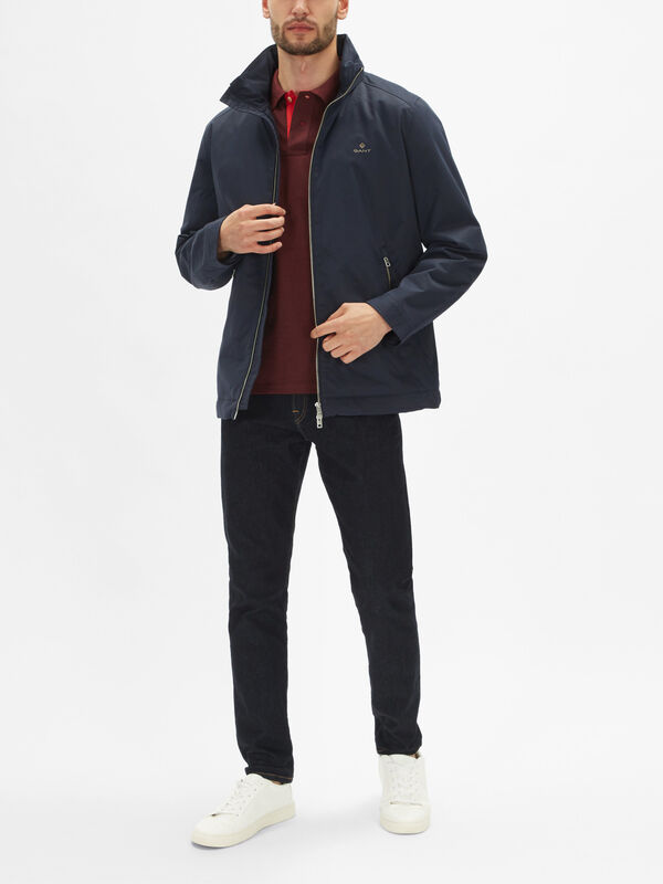 The Midlength Jacket