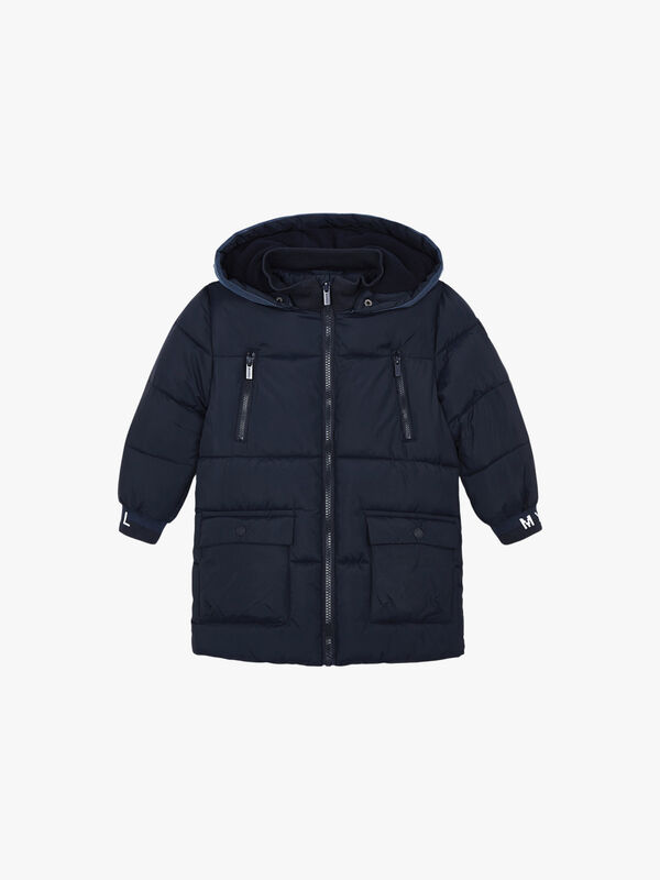 Puffa Jacket With 2 Zips