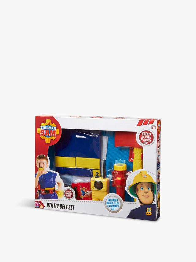 Fireman Sam Utility Belt Set