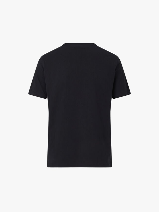 Oil Cans Print T-Shirt