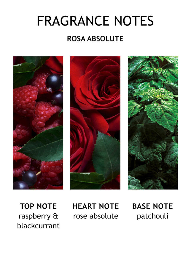 Rosa Absolute Eau de Toilette 100 ml