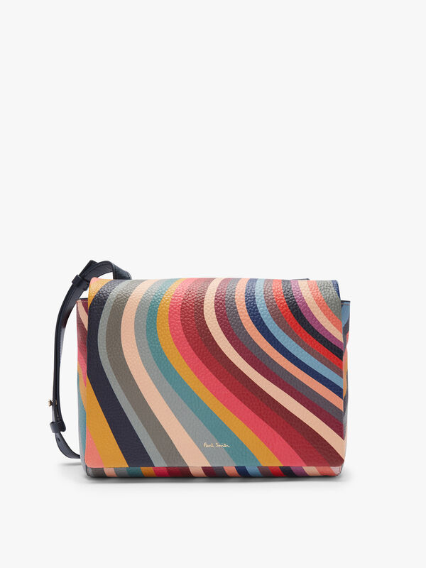 Medium Swirl Shoulder Bag