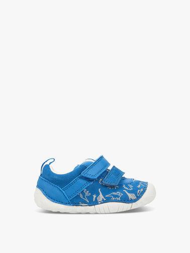 Roar-Bright-Blue-Nubuck-Baby-Shoes-0767-2