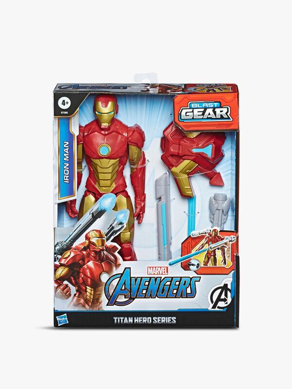 Titan Hero Series Blast Gear Iron Man