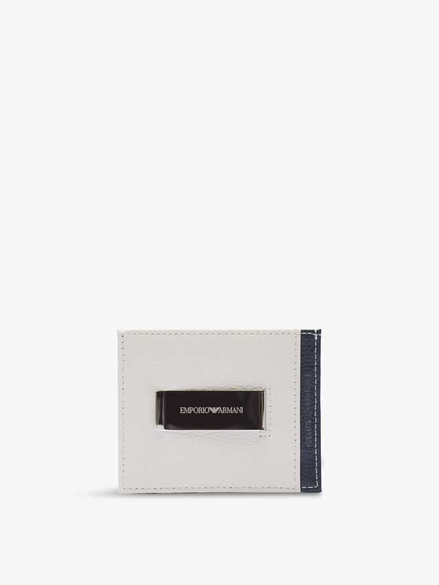 Compact Logo Card Holder