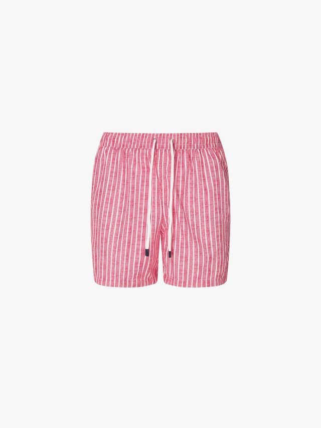 Maldive Striped Swim Short