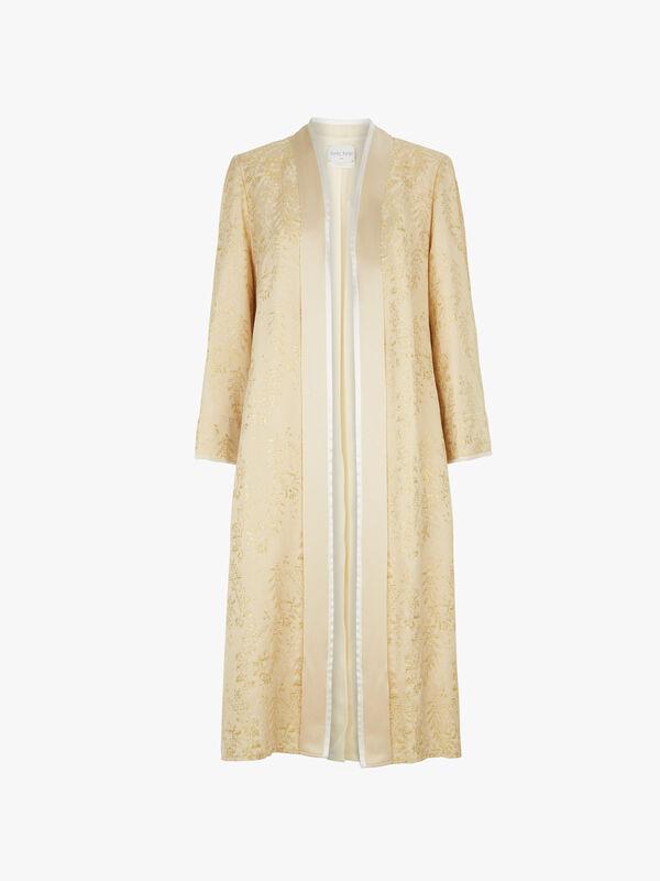 Gipsy Jacquard Coat
