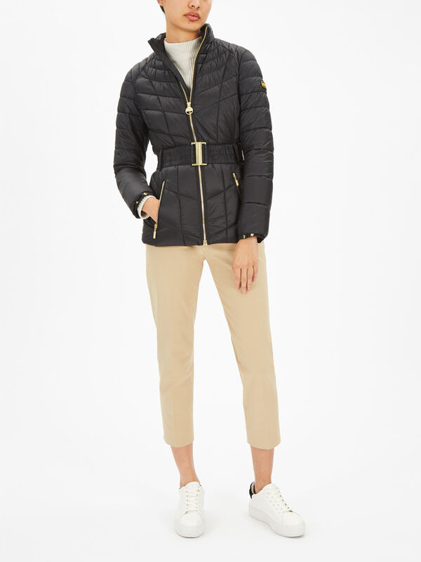 Morzine Quilted Jacket