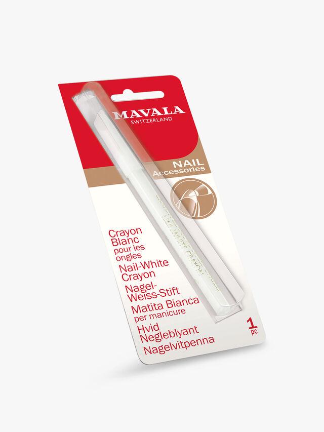 Nail White Crayon