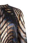 Carolina Silk Blend Unison Dress