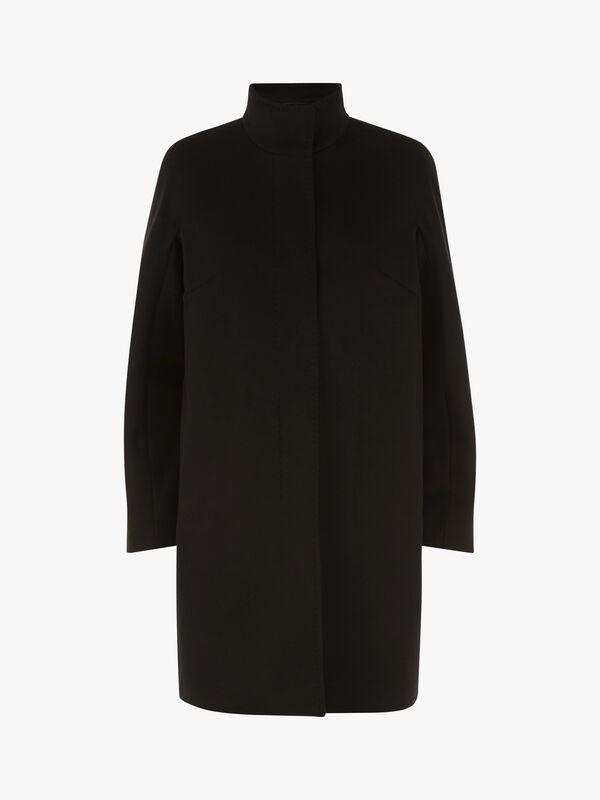Melina High Neck Coat