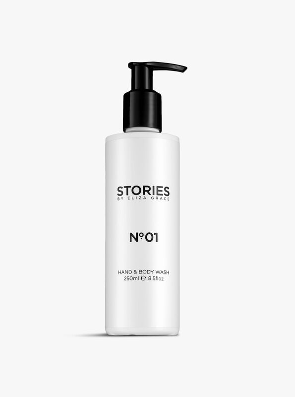 No. 01 Hand & Body Wash 250 ml