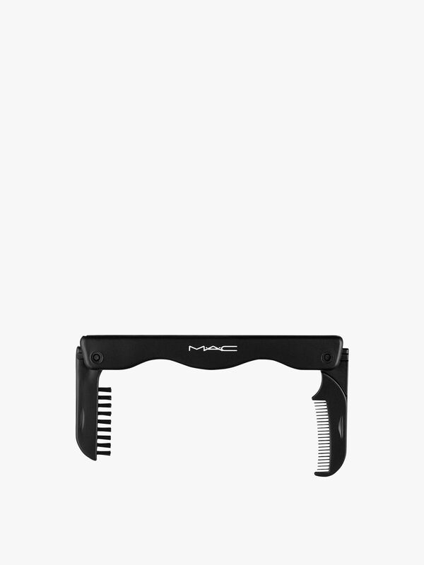 Duo Lash Comb/Brow Brush