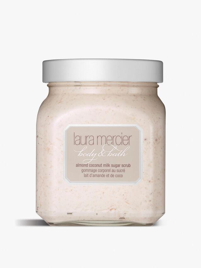 Almond Coconut Milk Scrub
