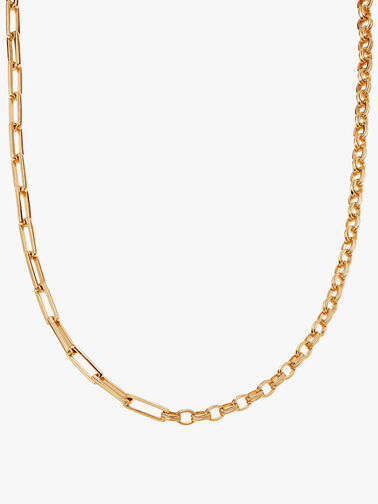 Deconstructed Axiom Chain Necklace