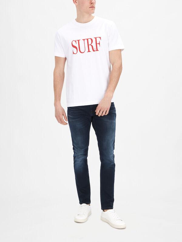 Surf Text T-Shirt