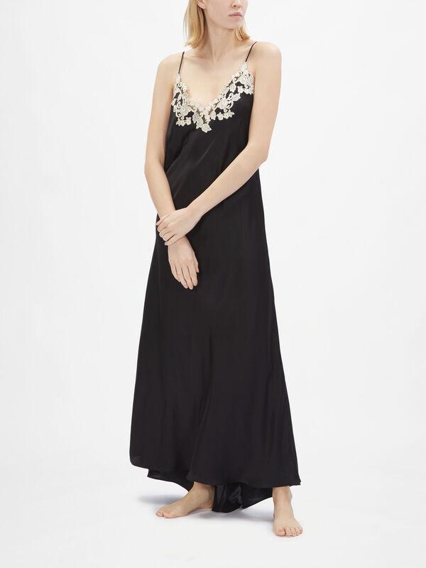 Maison Long Nightgown