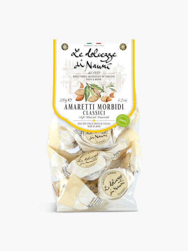 Soft Almond Biscuits 120g