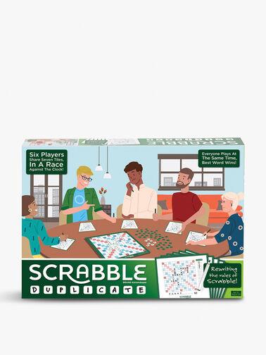 Scrabble Duplicate