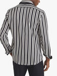 French Regular Fit Striped Shirt