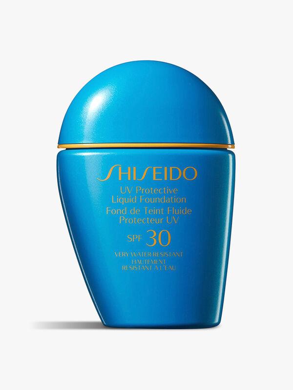 UV Protective Liquid Foundation