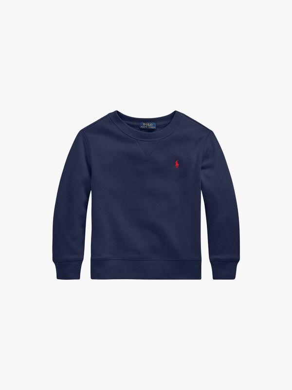Seasonal Fleece Sweatshirt