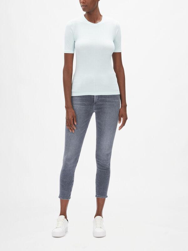 The Rib Slim T-Shirt